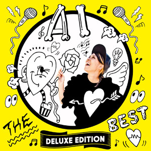 "AI ""THE BEST TOUR"" (一般発売)"